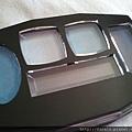 Daiso Diamond Eyeshadow & Eyebrow Palette-Blue-06