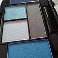 Daiso Diamond Eyeshadow & Eyebrow Palette-Blue-08