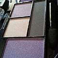 Daiso Diamond Eyeshadow & Eyebrow Palette-Purple-07