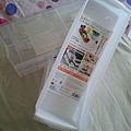 Daiso A4 Half Size Tray & Sukkiri Tray-Translucent-04