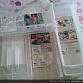 Daiso A4 Half Size Tray & Sukkiri Tray-Translucent-05
