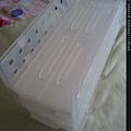 Daiso A4 Half Size Tray & Sukkiri Tray-Translucent-08