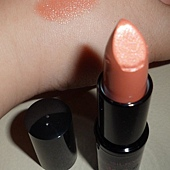 SilkyGirl MoistureShine LipColour-01 Naked Truth-Swatch-01