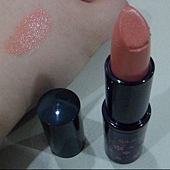SilkyGirl MoistureShine LipColour-01 Naked Truth-Swatch-04