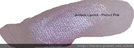 Jordana Lipstick-PerfectPink-Swatch-03