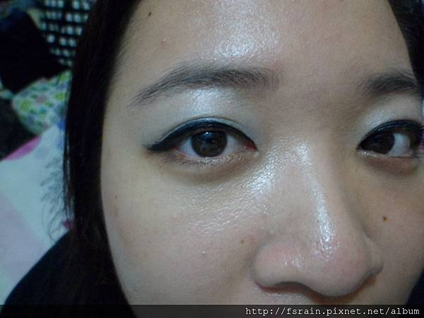 Essence Mini Review Day 1-Eyes-04