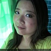 Daiso Makeup Challenge-Video1-Warm Earthy Eyes-03.JPG