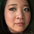 Daiso Makeup Challenge-Video1-Warm Earthy Eyes-07.JPG