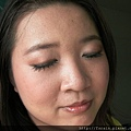 Daiso Makeup Challenge-Video1-Warm Earthy Eyes-10.JPG