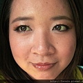 Daiso Makeup Challenge-Video1-Warm Earthy Eyes-11.JPG