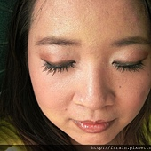 Daiso Makeup Challenge-Video1-Warm Earthy Eyes-12.JPG