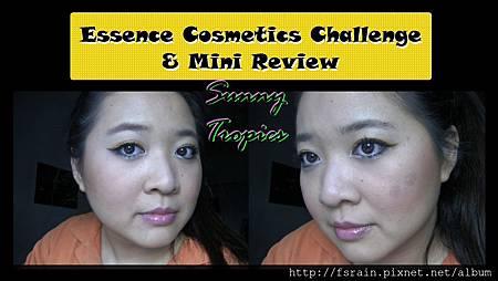 Essence Cosmetics Challenge-Sunny Tropics Cover.jpg