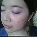 Daiso makeup challenge-finished look-05.jpg