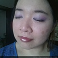 Daiso makeup challenge-finished look-02.jpg