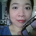 Daiso makeup challenge-applied cream shimmer shadow-01.jpg