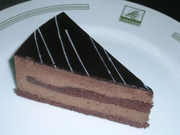 巧克力幕斯
