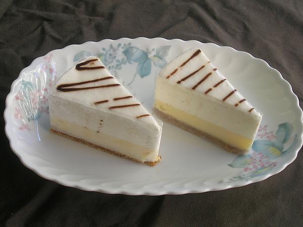 檸檬起士蛋糕