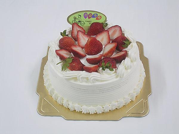 新鮮草莓蛋糕