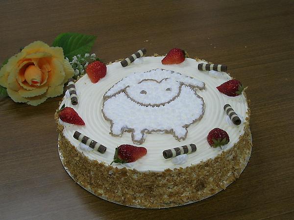 法式起酥蛋糕