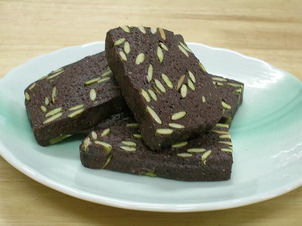 巧克力南瓜子餅乾