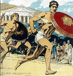古希臘奧林匹克競賽