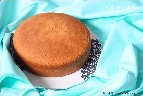 傑諾瓦士蛋糕