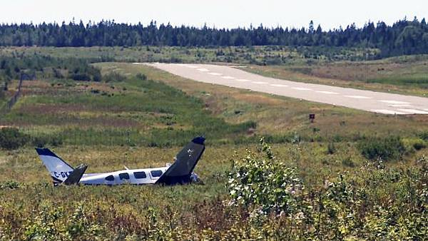 FTTW aviation news - air ambulance crash in NB