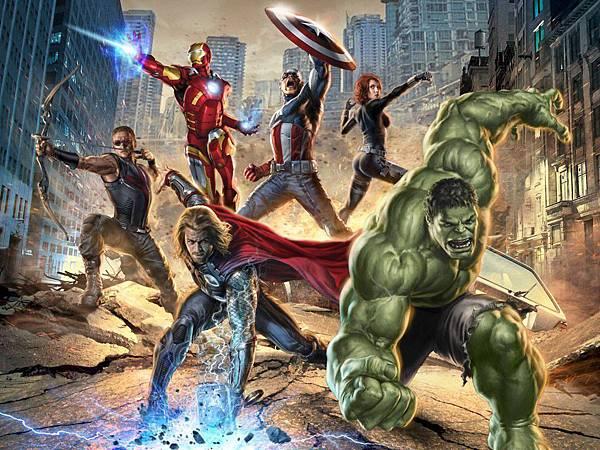 復仇者聯盟-The-Avengers-超大海報-1024x768