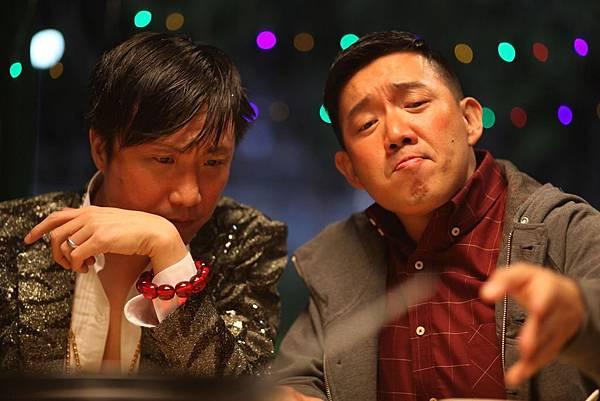 《低俗喜劇》眾星雲集,杜汶澤鄭中基搞笑演出笑死人不償命