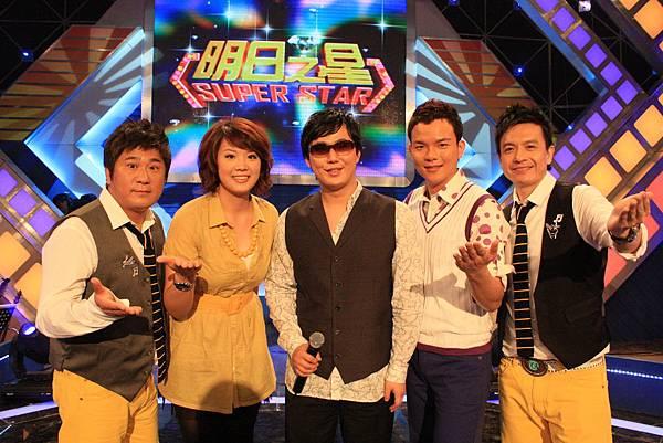 明日之星SuperStar #28錄影花絮026
