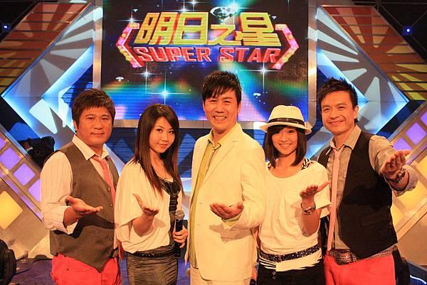 明日之星SuperStar #29錄影花絮023