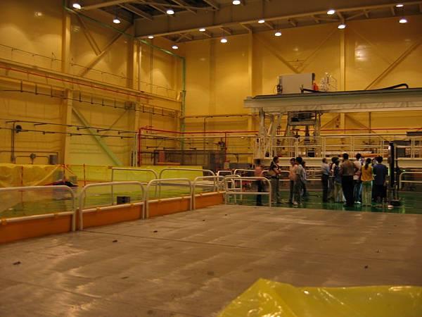 核電廠內部