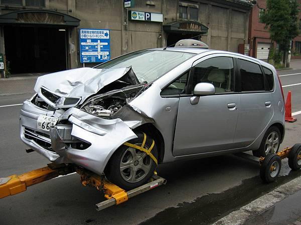 開車要小心