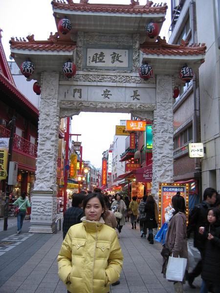 南京町,賣中國風東西的地方