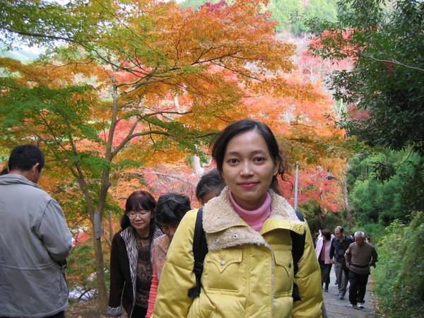 京都第一天:第一站   高雄神護寺