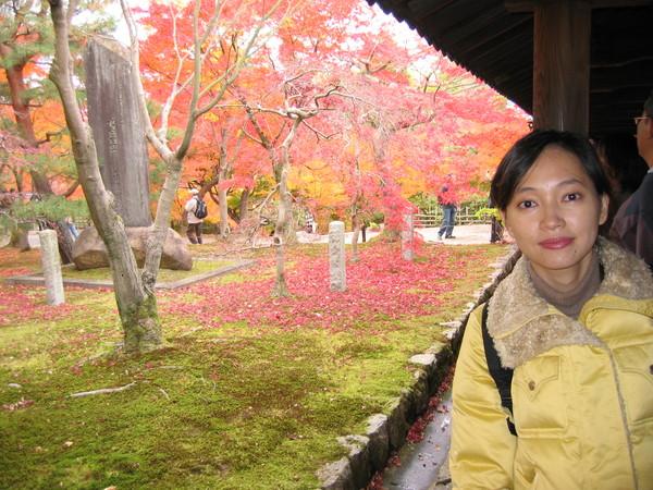 京都第二天:第一站  東福寺