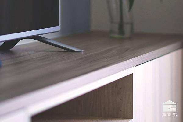 台中系統家具.系統櫃|室內設計案例作品 - 台中南屯區|新業宜家黃宅