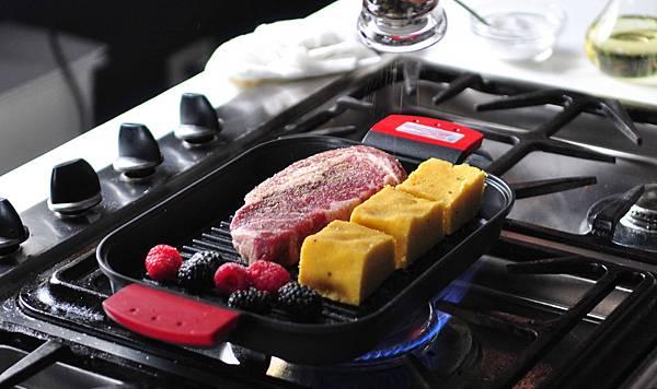 水蒸氣式健康燒烤蒸煮鍋