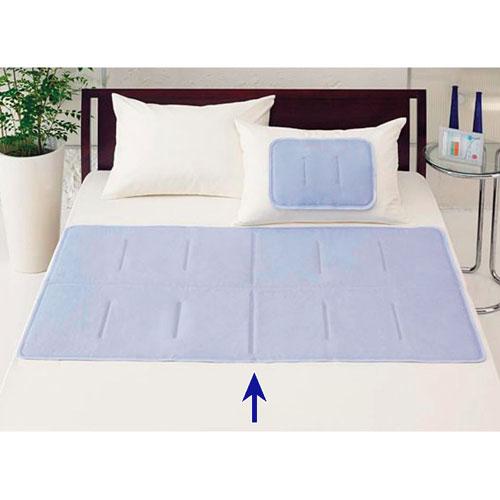 夏用涼爽降溫果凍膠床墊-2