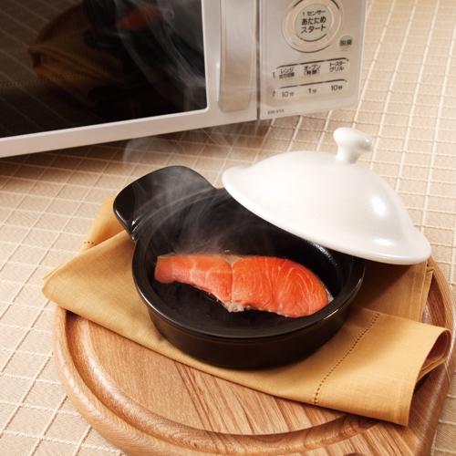 微波耐熱陶燒烤盤・迷你款