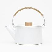 kaico 簡約風琺瑯茶壺-1