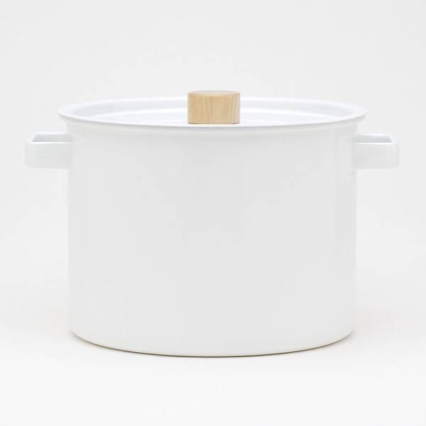 kaico 簡約風琺瑯義大利麵煮鍋-1