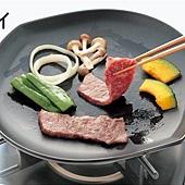 《日式風格》淺型涮肉調理盤組 (2)