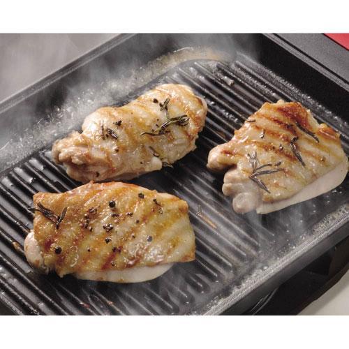 《水蒸氣式》健康燒烤蒸煮鍋 (2)
