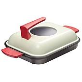 《水蒸氣式》健康燒烤蒸煮鍋