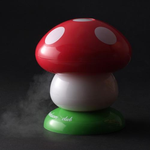 《精油舒壓》USB香菇造型噴霧加濕器3