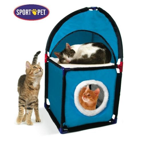 《休憩時光》貓咪專用休息小屋