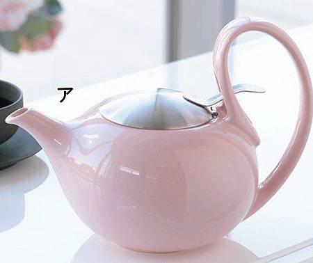 《美國CHANTAL》時尚圓弧造型茶壺