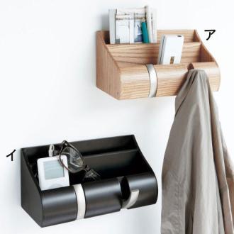 《加拿大品牌umbra》天然木小物收納‧衣物掛鉤架