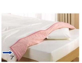 《三井毛織》三層構造柔軟綿被‧雙人180×210cm1